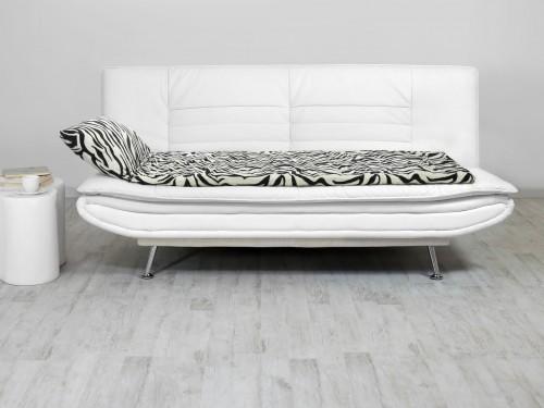 Relax Sofa kanapé-fedőmatrac - zebra