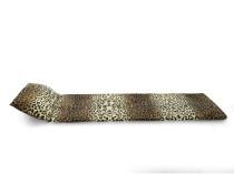 Relax kanapé-fedőmatrac - leopárd