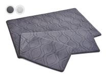 Yin&Yan memóriahabos szőnyegszett - 3 db