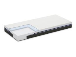 Comfort Deluxe matrac és fedőmatrac