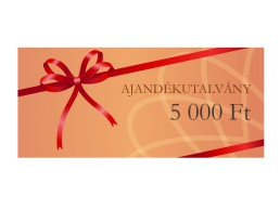 Top Shop Ajándékutalvány - 5000 Ft