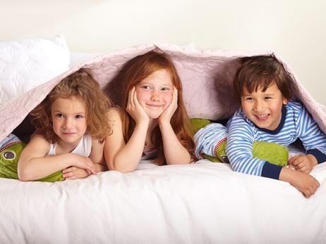 Hogyan válassza meg a tökéletes alvási környezetet gyermeke számára?