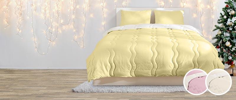 Good Morning takaró- és párnaszett