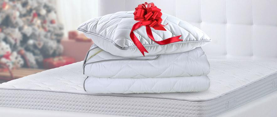 2 puha ajándék a matracokhoz