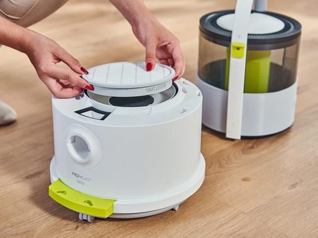 Rovus Nano Wet&Dry 3 az 1-ben takarítógép szűrők