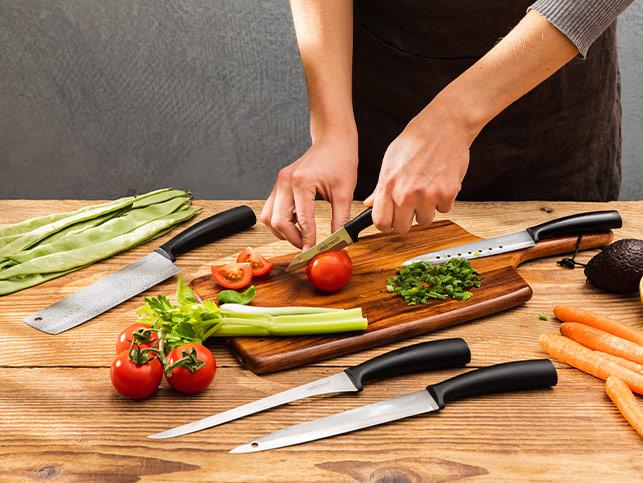 Delimano Brava Chef késkészlet