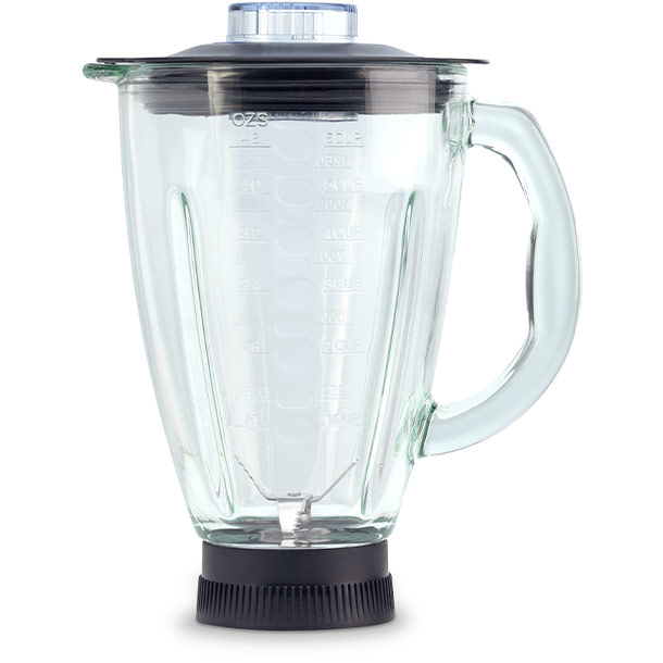 Delimano Kitchen Robot 1,5 literes üveg turmixkehely